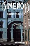 Maigret in Court (Maigret, #55) - Georges Simenon, Ros Schwartz