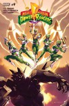 Mighty Morphin Power Rangers #9 - Kyle Higgins, Hendry Prasetya