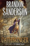 Oathbringer: Book Three of the Stormlight Archive - Brandon Sanderson
