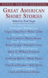 Great American Short Stories - Herman Melville, Bret Harte, Paul Negri