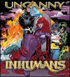 UNCANNY INHUMANS #1 SCOTT HIP HOP VAR - Marvel Comics