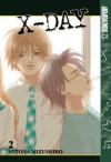 X-Day, Book 2 - Setona Mizushiro