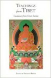 Teachings From Tibet   Guidance From Great Lamas - Nicholas Ribush, Lhundub Sopa