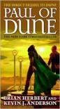 Paul of Dune (Heroes of Dune Series #1) - Brian Herbert