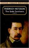 Thus Spake Zarathustra - Friedrich Nietzsche, Thomas Common