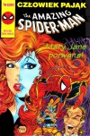 The Amazing Spider-Man - Człowiek Pająk - Mary Jane Porwana! 09/1991 #015 - Stan Lee