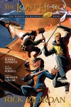 The Lost Hero: The Graphic Novel  - Rick Riordan, Nathan Powell