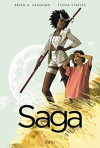 Saga 3 - Brian K. Vaughan, Fiona Staples, Marc-Oliver Frisch
