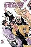 Generation X (2017-) #1 - Christina Strain, Amilcar Pinna, Terry Dodson