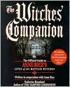The Witches' Companion - Anne Rice, Katherine Ramsland
