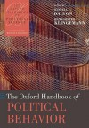 The Oxford Handbook of Political Behavior (Oxford Handbooks of Political Science) - Hans-Dieter Klingemann, Russell J. Dalton