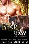 Bear Sin - Isadora Montrose