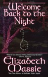 Welcome Back to the Night - Elizabeth Massie
