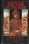 Name of the Rose (Mass Market) - Umberto Eco