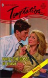 Who'S The Boss (Harlequin Temptation) - Shalvis