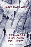 A Stranger in My Own Country: The 1944 Prison Diary - Hans Fallada