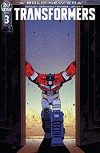 Transformers (2019-) #3 - Brian Ruckley