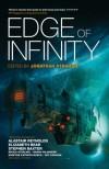 Edge of Infinity - Jonathan Strahan, Pat Cadigan, Hannu Rajaniemi, Stephen Baxter