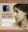 A Room of One's Own - Virginia Woolf, Juliet Stevenson