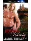 Hunting Karoly (Psychic Seductions, #1) - Marie Treanor
