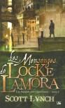 Les Mensonges de Locke Lamora (Les Salauds Gentilhommes, #1) - Scott Lynch