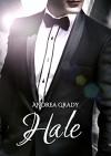 Hale - Andrea Grady, Romance Cover Graphic