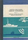 Taktyka zwalczania okrętów podwodnych. Cz. 1, Podstawy taktyki zwalczania okrętów podwodnych - Ryszard Miecznikowski