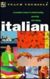 Italian - Lydia Vellaccio, Maurice Elston