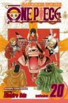 One Piece, Vol. 20: Showdown at Alubarna - Eiichiro  Oda