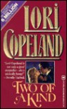 Two Of A Kind (Candlelight Ecstacy Supreme, #39) - Lori Copeland
