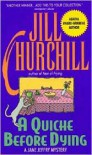 A Quiche Before Dying - Jill Churchill