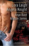 Hot for the Holidays - Angela Knight;Lora Leigh;Anya Bast;Allyson James