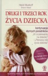 Drugi i trzeci rok życia dziecka - Heidi Murkoff; Sharon Mazel
