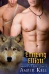 Enticing Elliott (Moon Pack, #5) - Amber Kell