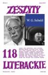 Zeszyty Literackie nr 118 (2/2012) - W.G. Sebald, Redakcja kwartalnika Zeszyty Literackie