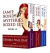 Jamie Bond Mysteries Boxed Set (books 1-3) - Gemma Halliday, Jennifer Fischetto