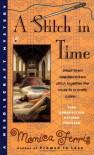 A Stitch in Time (Needlecraft Mystery) - Monica Ferris