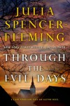 Through the Evil Days: A Clare Fergusson/Russ Van Alstyne Mystery (Clare Fergusson and Russ Van Alstyne Mysteries) - Julia Spencer-Fleming