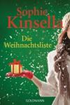 Die Weihnachtsliste - Sophie Kinsella