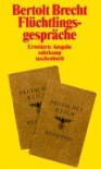 Flüchtlingsgespräche (suhrkamp taschenbuch) - Bertolt Brecht