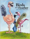 Birds of a Feather: A Book of Idioms and Silly Pictures - Vanita Oelschlager, Robin Hegan