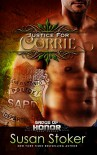 Justice for Corrie (Badge of Honor: Texas Heroes Book 3) - Susan Stoker