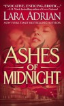 Ashes of Midnight (The Midnight Breed) - Lara Adrian