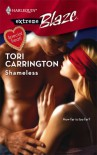 Shameless (Harlequin Blaze) - Tori Carrington