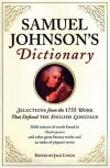 Samuel Johnson's Dictionary -