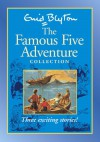 The Famous Five Adventure Collection (1, 2 And 16) - Enid Blyton