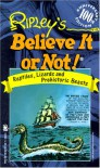 Ripley's Believe It or Not!: Reptiles, Lizards, and Prehistoric Beasts (100th Anniversary Edition) - Howard Zimmerman, Elizabeth Henderson