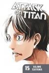 Attack on Titan 15 - Hajime Isayama
