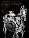 An Atlas of Animal Anatomy for Artists (Dover Anatomy for Artists) - W. Ellenberger;H. BAUM;H. DITTRICH