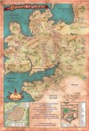 The Eleven Kingdoms: A Map Of The Deryni World - Katherine Kurtz, Ann Dupuis